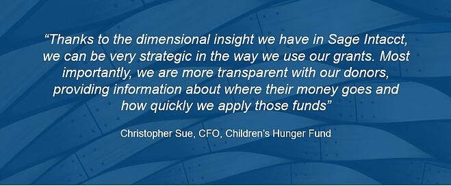 Childrens-Hunger-Fund-Customer-Quote
