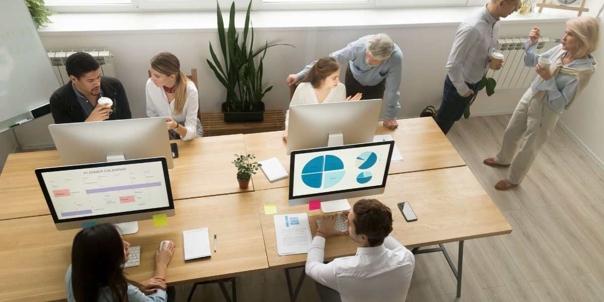 How can a multi-generational workforce learn from each other?